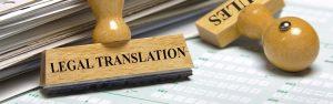 Legal Translation in Dubai